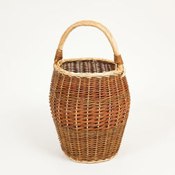 Kindling Bell Basket - Handmade Willow Basket