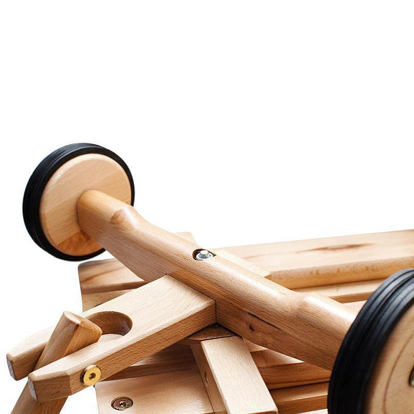Wooden Cart - Childs Wooden Toys - shop online uk | Travelling Basket