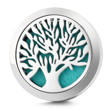 Dotiow Car Essential Oil Diffuser Aromatherapy Locket Tree of Life