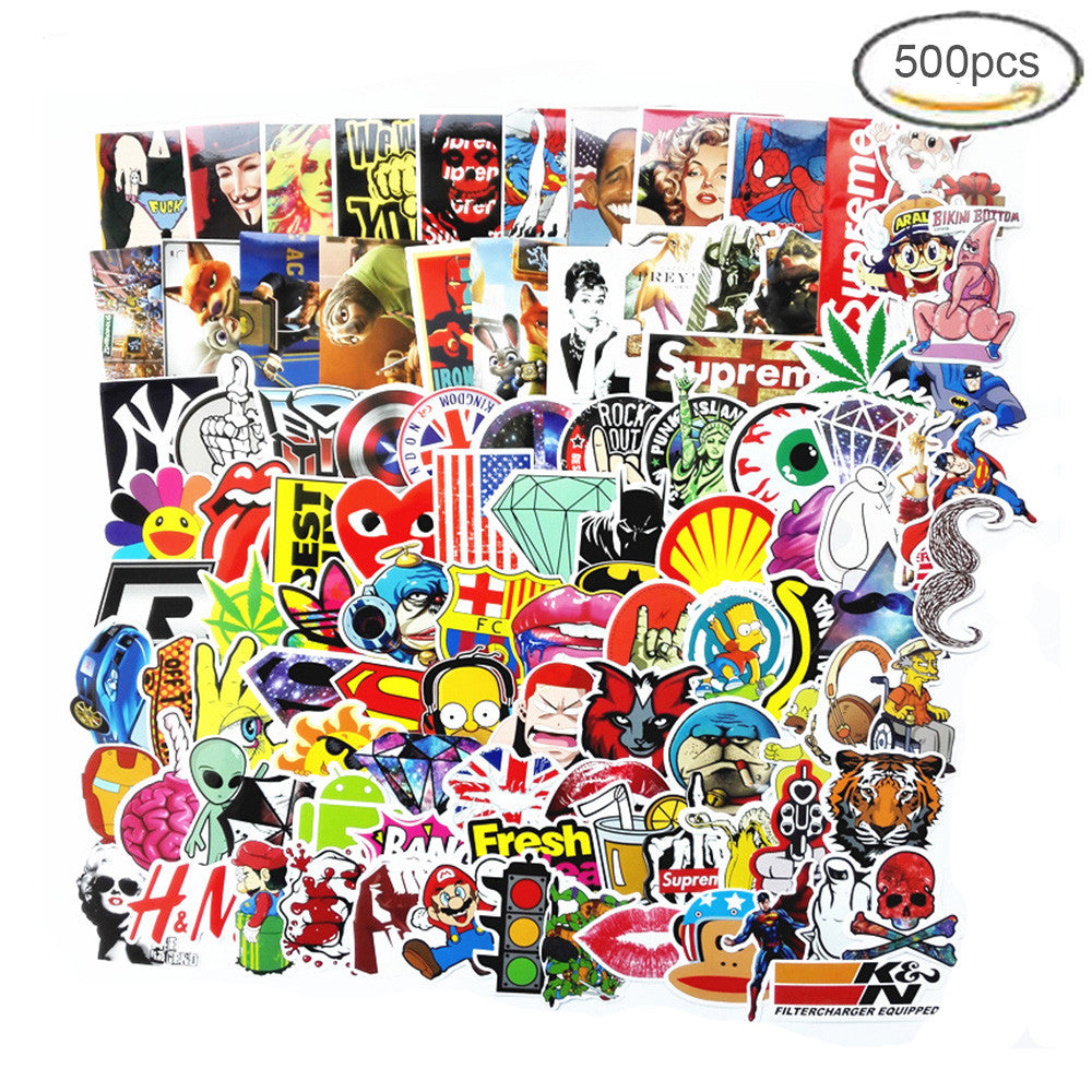500pcs-sticker-free-shipping