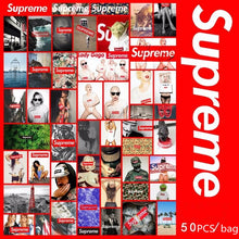 Supreme Stickers (50pcs)