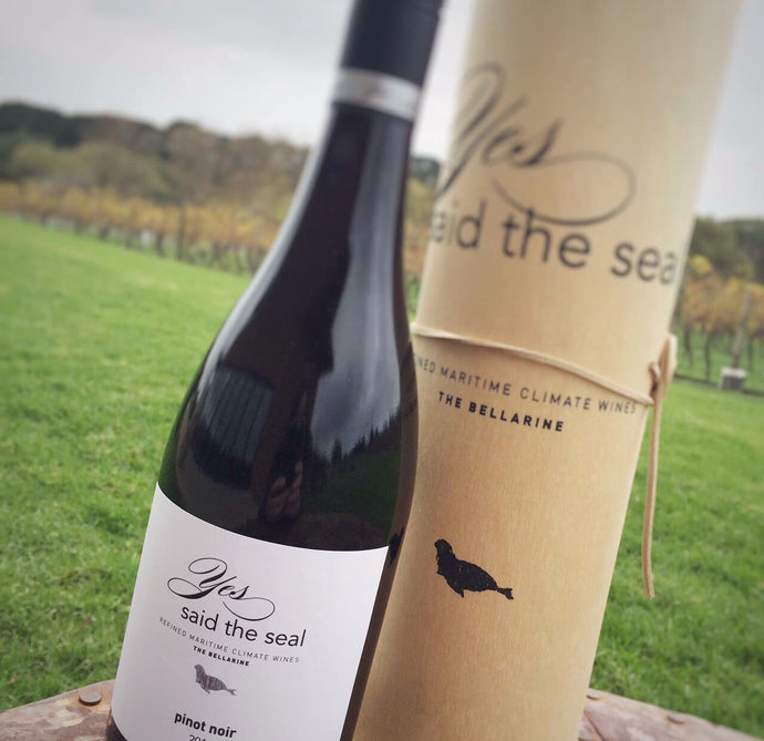 Yes said the Seal shines at International Wine Show