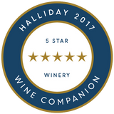 James Halliday 5 Star Winery Bellarine Peninsula
