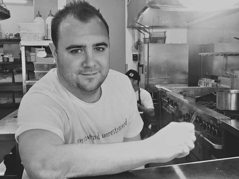 Nick Alyward Head Chef