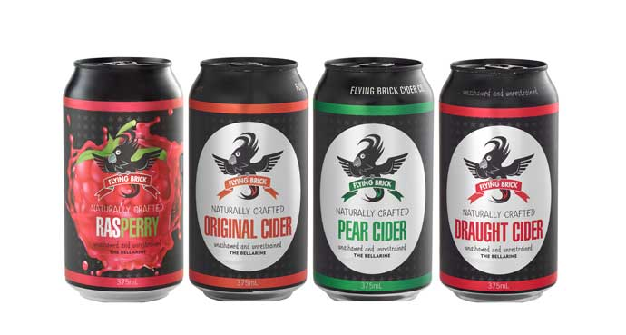 'In Cider' Mixed Cans