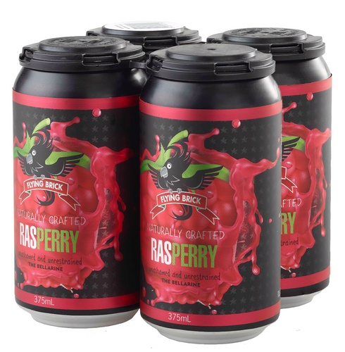 Flying Brick RasPerry 24 cans