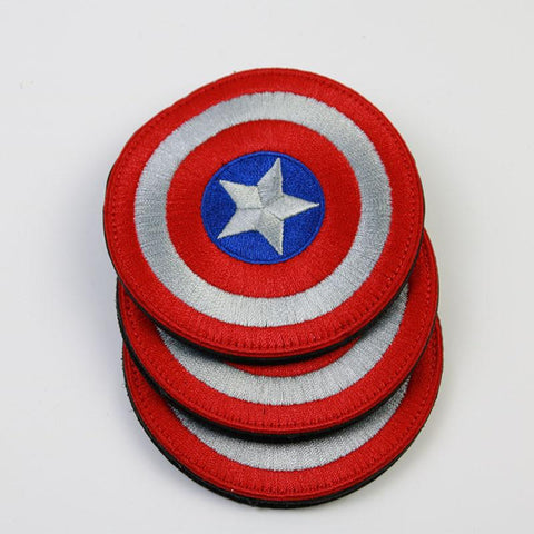 3d Embroidery American League Captain Armband Embroidered Armband Military Badges Morale Badges Arts,crafts & Sewing