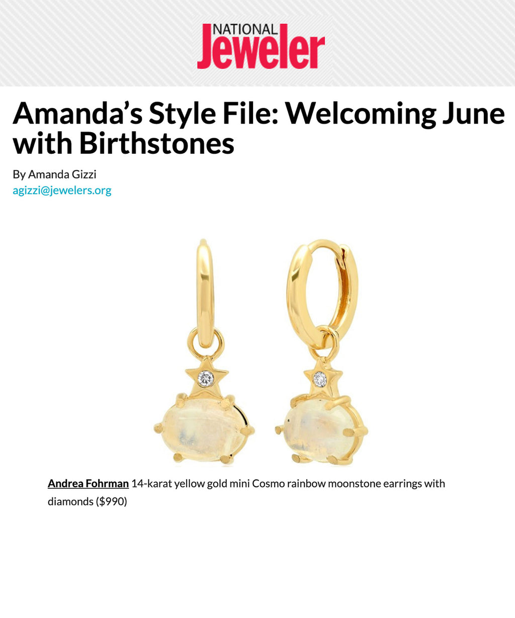 National Jeweler<br>June 2020