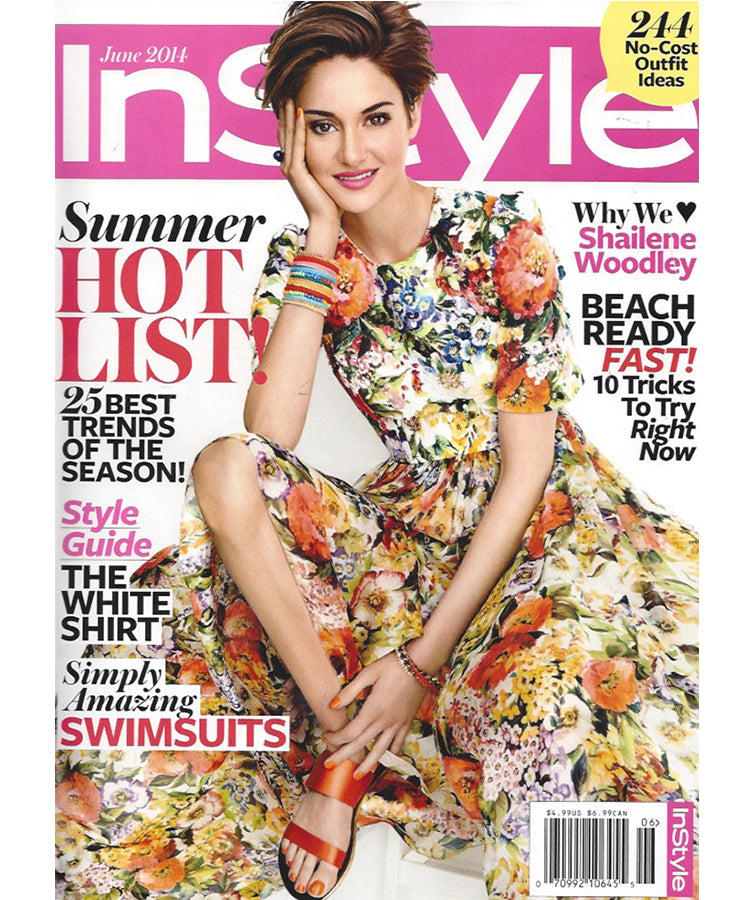 InStyle<br>June 2014