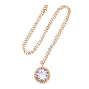 Rose de France Necklace