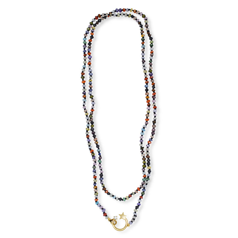 Shooting Star Multi Beaded Necklace