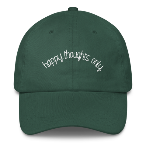 Happy Thoughts Hat