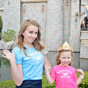 Kids' Sleeping Beauty's Castle Club