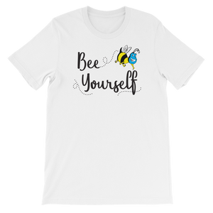 Bee Yourself - WHITE