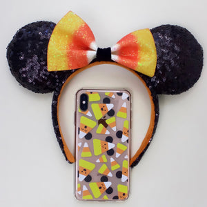 Candy Corn Cuties iPhone Case