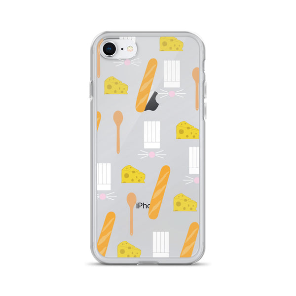 Little Chef iPhone Case - CLEAR