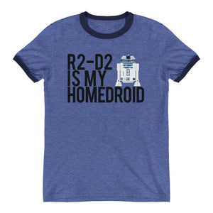 R2-D2 is my Homedroid
