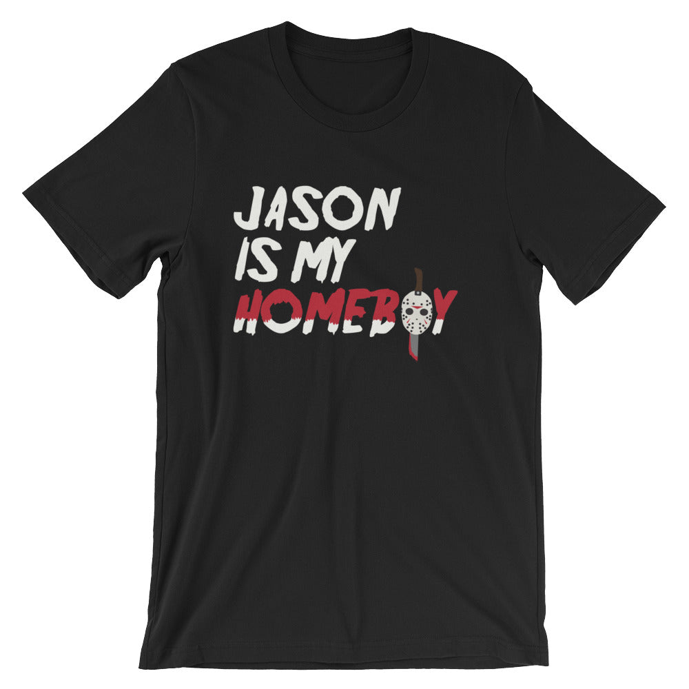 Jason is my Homeboy