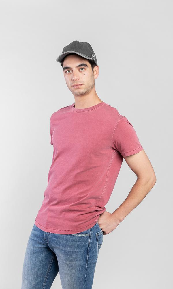 Man Basic Color Tee - 3 Pack