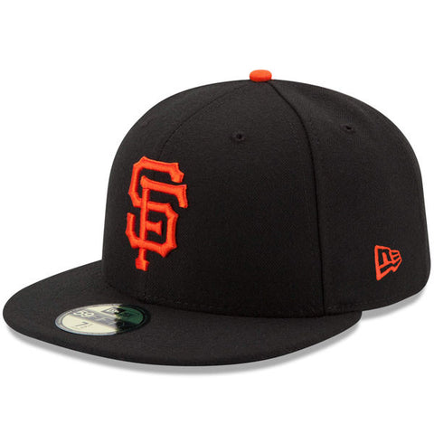 New Era 59fifty MLB On Field Fitted Hat Cap - San Francisco Giants Home