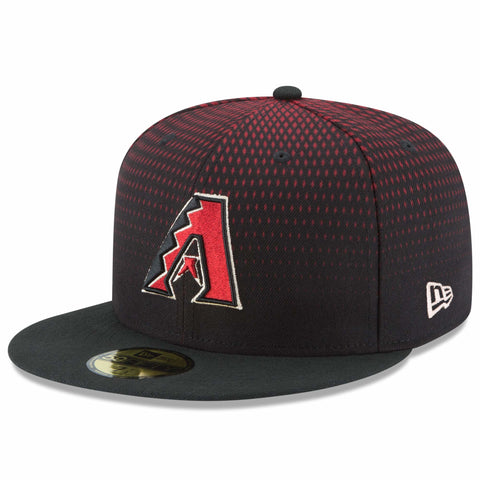 New Era 59fifty MLB On Field Fitted Hat Cap - Arizona Diamondbacks Home