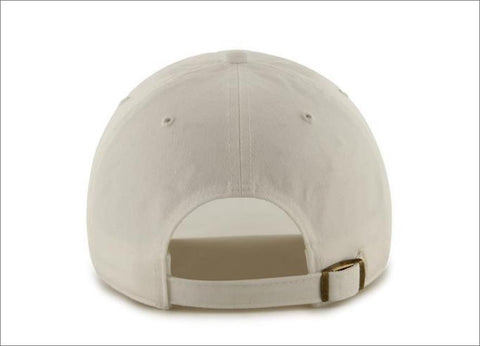 d2329153caefc ... czech new york yankees dad hat white hot pink 47 brand mlb cleanup  unstructured baseball cap