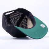 ( More Color ) Perforated Light Weight Mesh Baseball Cap Flat Bill Snapback Trucker Hat