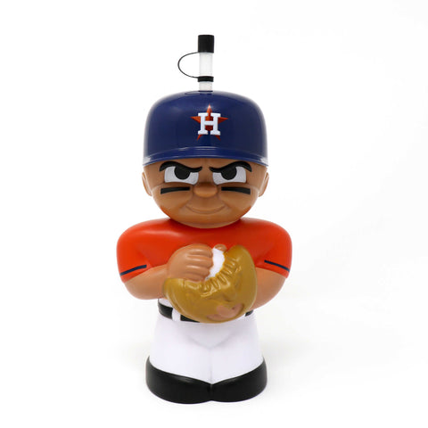 Houston Astros Big Sip 3D Water Bottle