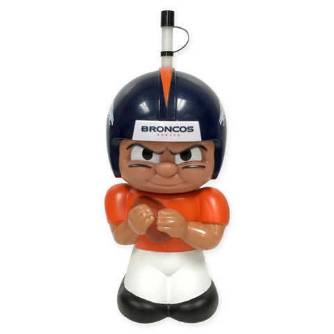Denver Broncos Big Sip 3D Water Bottle