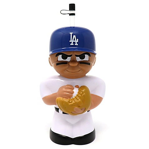 LA Dodgers Big Sip 16 oz 3D Water Bottle