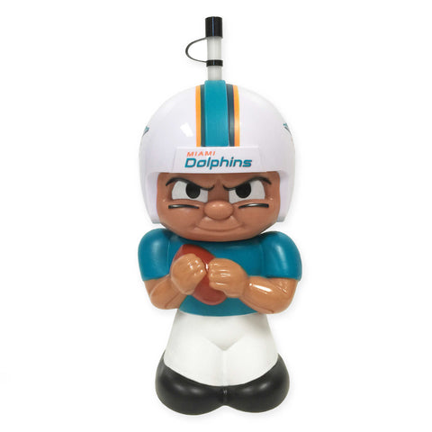 Miami Dolphins Big Sip 3D Water Bottle