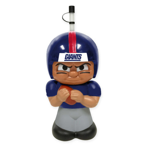 New York Giants Big Sip 3D Water Bottle