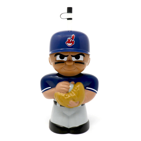Cleveland Indians Big Sip 3D Water Bottle
