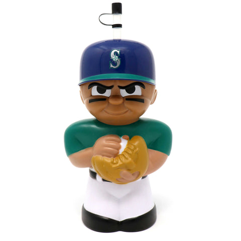 Seattle Mariners Big Sip 3D Water Bottle