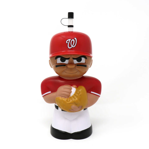 Washington Nationals Big Sip 3D Water Bottle