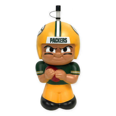 Green Bay Packers Big Sip 3D Water Bottle