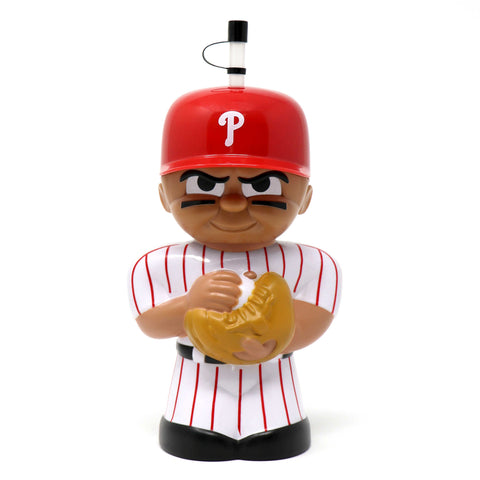Philadelphia Phillies Big Sip 3D Water Bottle