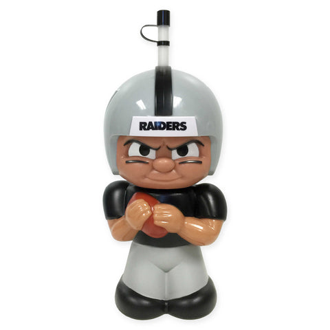 Oakland Raiders Big Sip 3D Water Bottle