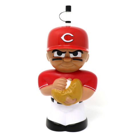Cincinnati Reds Big Sip 3D Water Bottle