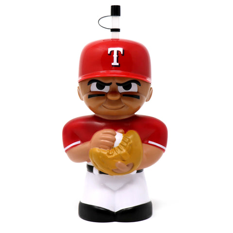 Texas Rangers Big Sip 3D Water Bottle