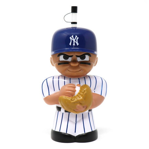 New York Yankees Big Sip 3D Water Bottle