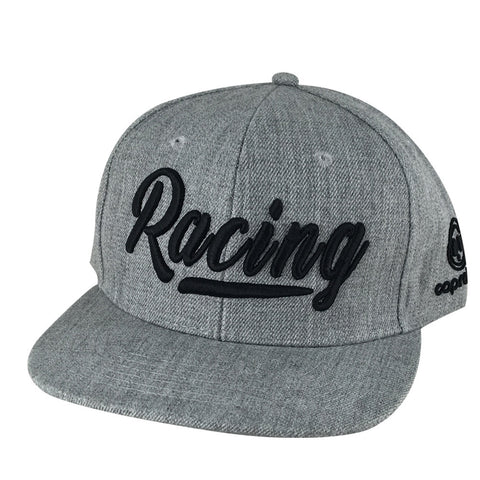 Caprobot Racing Performance Team 3D JDM Snapback Hat Cap