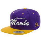 Los Angeles Mamba Snapback Hat ( More Colors )