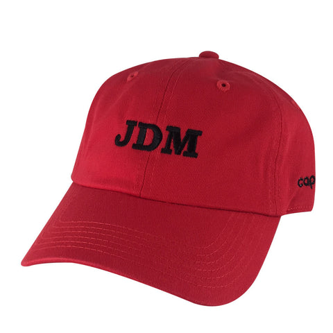 Performance JDM Team Hat Dad Cap