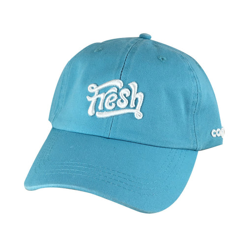 3D Puff Fresh Funkie Script Cap Dad Hat