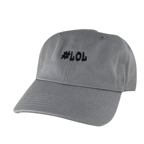 Hashtag #LOL Hat Dad Cap