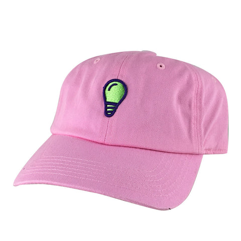 3D Light Bulb Cap Dad Hat