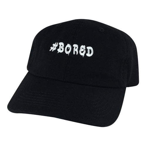 Hashtag Bored Hat Dad Cap