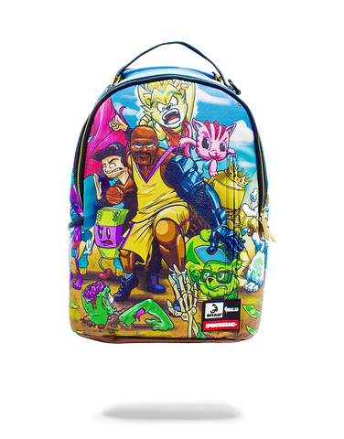 Sprayground NBA Backpack x SHAQTIN' A FOOL