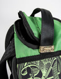 Sprayground NBA Backpack x SHAQ Washington ( Green )